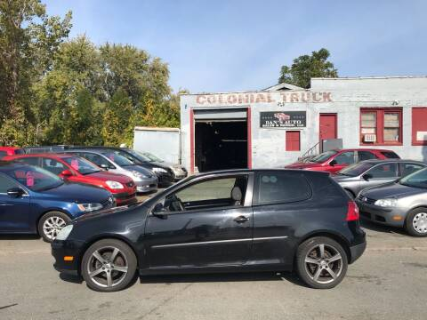 2008 Volkswagen Rabbit for sale at Dan's Auto Sales and Repair LLC in East Hartford CT