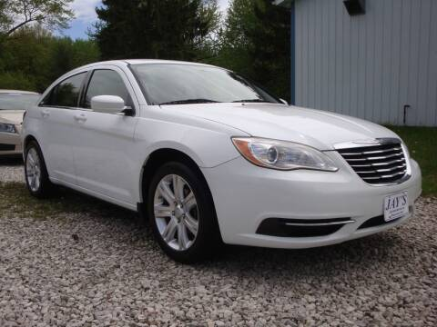 2011 Chrysler 200 for sale at Jay's Auto Sales Inc in Wadsworth OH
