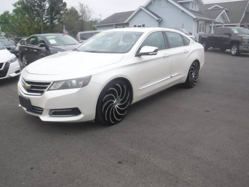 2014 Chevrolet Impala for sale at Rob Co Automotive LLC in Springfield TN