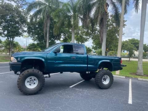 1997 Dodge Dakota for sale at BIG BOY DIESELS in Fort Lauderdale FL