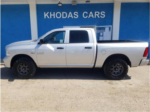 2016 RAM Ram Pickup 1500 for sale at Khodas Cars in Gilroy CA