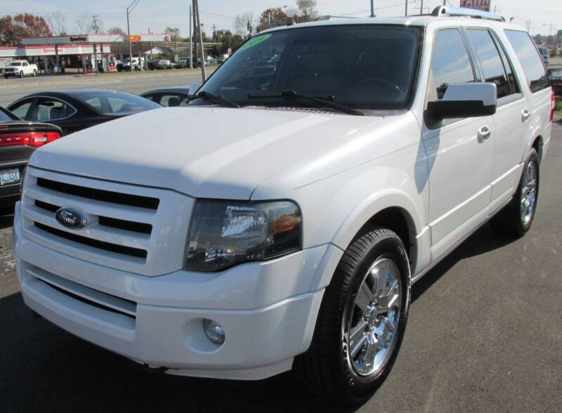2009 Ford Expedition for sale at Express Auto Sales in Lexington KY