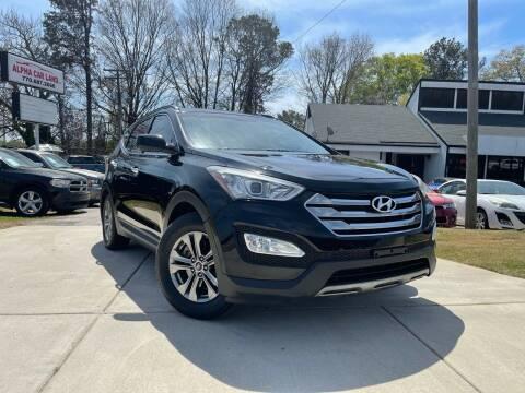 2014 Hyundai Santa Fe Sport for sale at Alpha Car Land LLC in Snellville GA