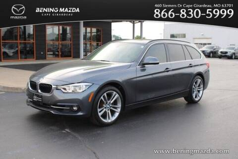 2017 BMW 3 Series for sale at Bening Mazda in Cape Girardeau MO
