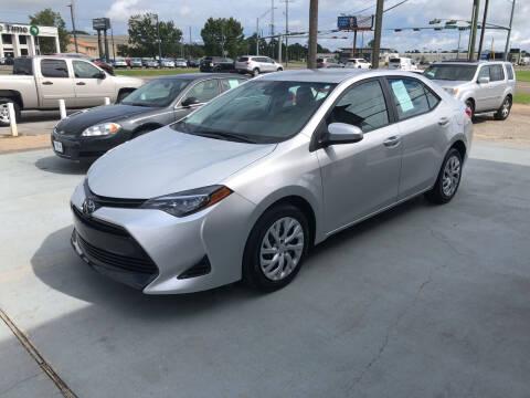 2019 Toyota Corolla for sale at Advance Auto Wholesale in Pensacola FL