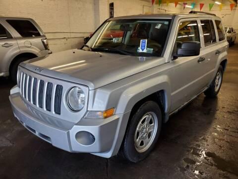 2009 Jeep Patriot for sale at Discount Auto Sales in Passaic NJ