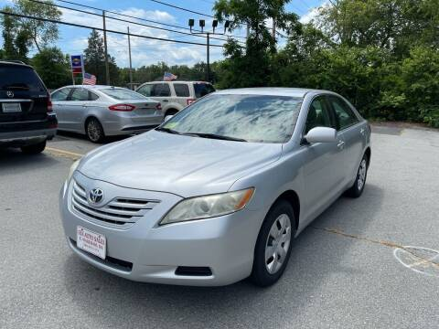 2008 Toyota Camry for sale at Gia Auto Sales in East Wareham MA