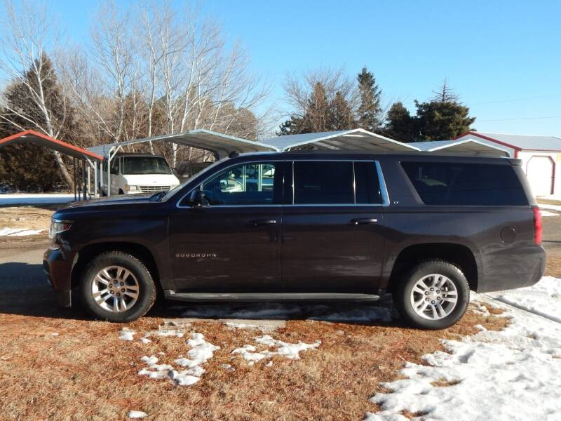 2015 Chevrolet Suburban for sale at Wheels Unlimited in Smith Center KS