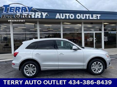 2013 Audi Q5 for sale at Terry Auto Outlet in Lynchburg VA