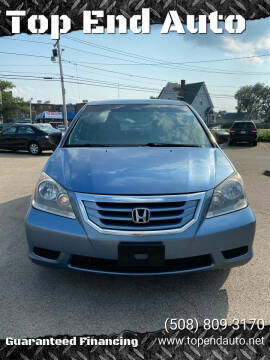 2009 Honda Odyssey for sale at Top End Auto in North Attleboro MA