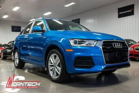 2017 Audi Q3 for sale at Cantech Automotive in North Syracuse NY