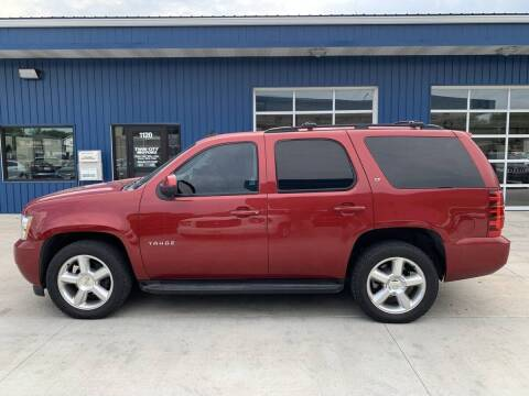 2014 Chevrolet Tahoe for sale at Twin City Motors in Grand Forks ND