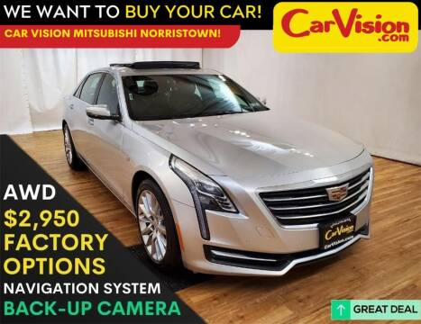 2017 Cadillac CT6 for sale at Car Vision Mitsubishi Norristown in Trooper PA