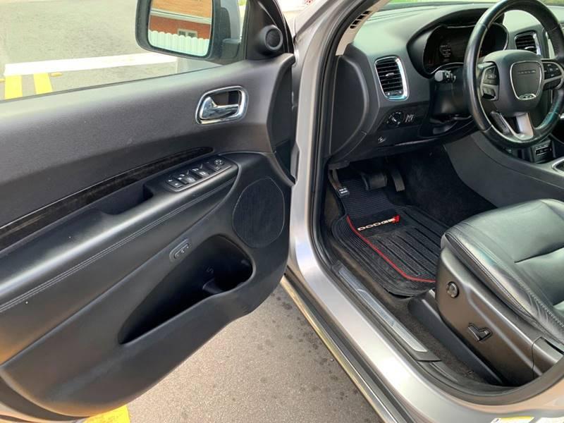 2014 Dodge Durango AWD Limited 4dr SUV - Davie FL
