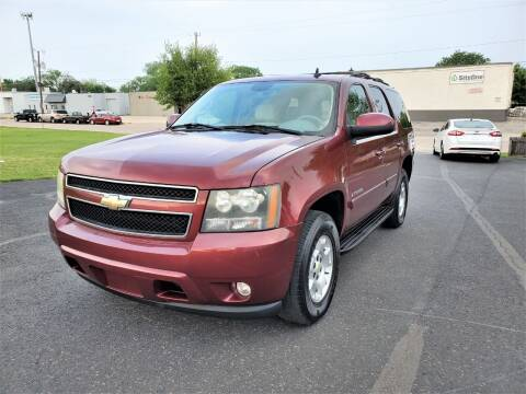 2008 Chevrolet Tahoe for sale at Image Auto Sales in Dallas TX