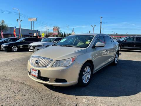 2011 Buick LaCrosse for sale at City Motors in Hayward CA