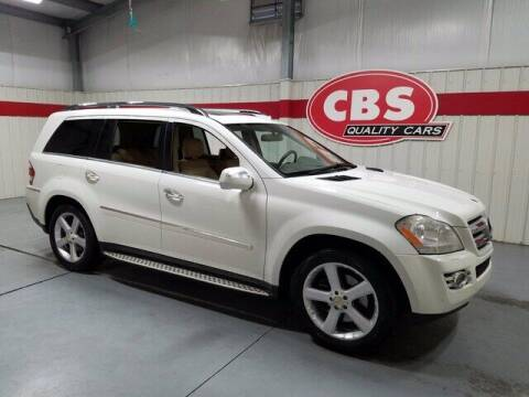 2009 Mercedes-Benz GL-Class for sale at CBS Quality Cars in Durham NC
