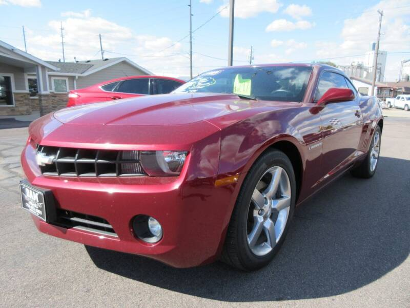 2011 Chevrolet Camaro for sale at Dam Auto Sales in Sioux City IA