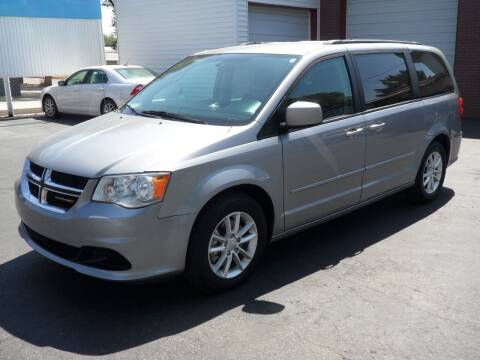 2016 Dodge Grand Caravan for sale at T & S Auto Brokers in Colorado Springs CO