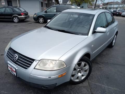 2002 Volkswagen Passat for sale at Your Car Source in Kenosha WI