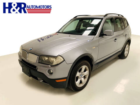 2008 BMW X3 for sale at H&R Auto Motors in San Antonio TX