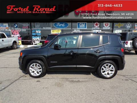 2015 Jeep Renegade for sale at Ford Road Motor Sales in Dearborn MI