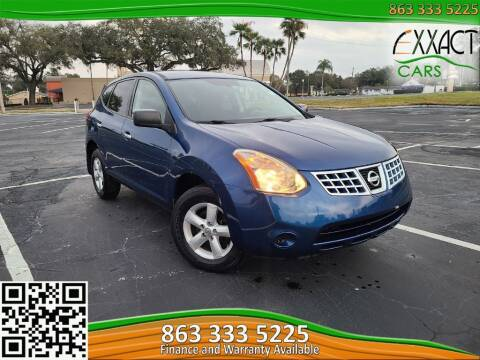 2010 Nissan Rogue for sale at Exxact Cars in Lakeland FL