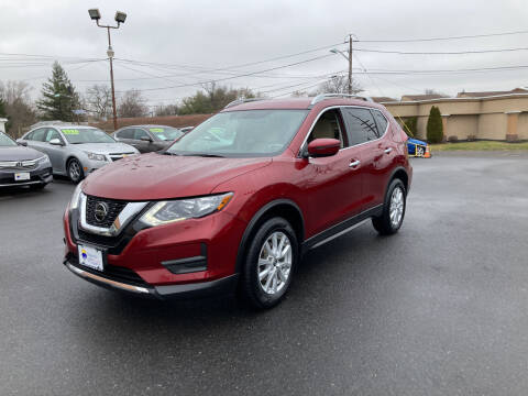 2018 Nissan Rogue for sale at Majestic Automotive Group in Cinnaminson NJ