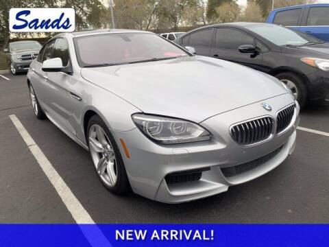 2014 BMW 6 Series for sale at Sands Chevrolet in Surprise AZ
