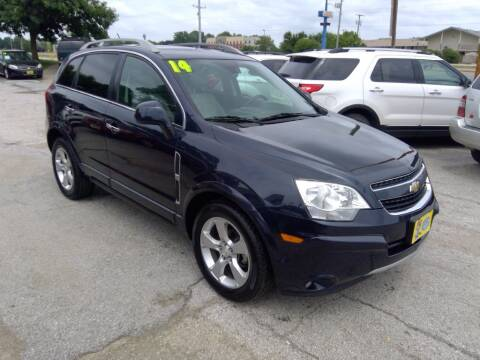 2014 Chevrolet Captiva Sport for sale at Regency Motors Inc in Davenport IA