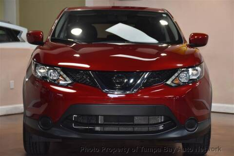 2019 Nissan Rogue Sport for sale at Tampa Bay AutoNetwork in Tampa FL