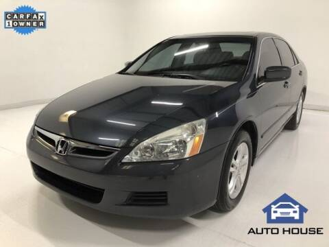 2007 Honda Accord for sale at Auto House Phoenix in Peoria AZ