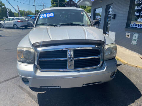 2006 Dodge Dakota for sale at Auto Credit Connection LLC in Uniontown PA