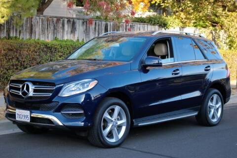 2017 Mercedes-Benz GLE for sale at California Diversified Venture in Livermore CA