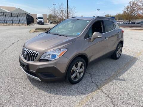 2014 Buick Encore for sale at TKP Auto Sales in Eastlake OH