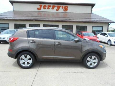 2013 Kia Sportage for sale at Jerry's Auto Mart in Uhrichsville OH