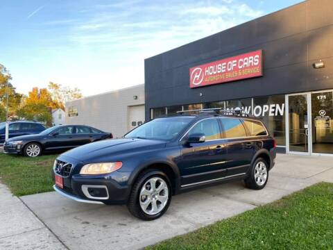 2011 Volvo XC70 for sale at HOUSE OF CARS CT in Meriden CT