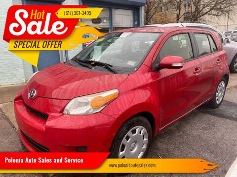 2012 Scion xD for sale at Polonia Auto Sales and Service in Hyde Park MA