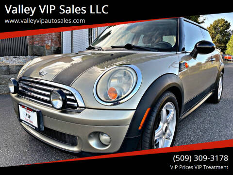 2009 MINI Cooper for sale at Valley VIP Auto Sales LLC in Spokane Valley WA