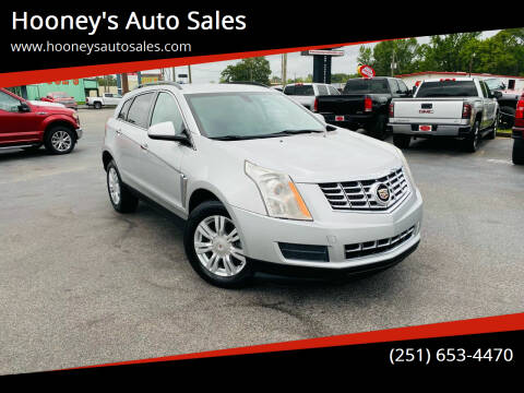 2015 Cadillac SRX for sale at Hooney's Auto Sales in Theodore AL