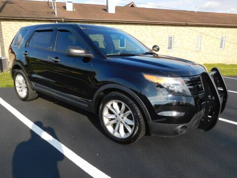 2015 Ford Explorer for sale at WESTERN RESERVE AUTO SALES in Beloit OH