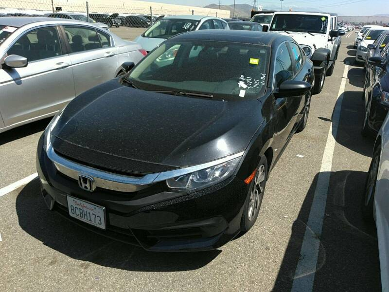 2018 Honda Civic for sale at San Jose Auto Outlet in San Jose CA