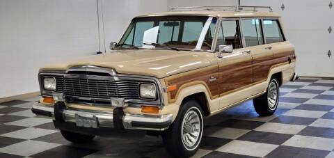 1984 Jeep Grand Wagoneer for sale at 920 Automotive in Watertown WI