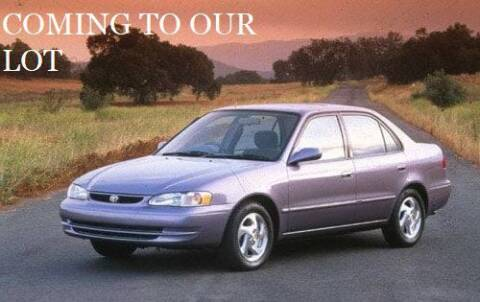 2002 Toyota Corolla for sale at FASTRAX AUTO GROUP in Lawrenceburg KY