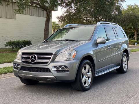 2010 Mercedes-Benz GL-Class for sale at Presidents Cars LLC in Orlando FL