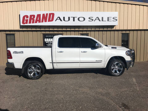 2020 RAM Ram Pickup 1500 for sale at GRAND AUTO SALES in Grand Island NE
