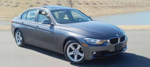 2013 BMW 3 Series for sale at BOOST MOTORS LLC in Sterling VA