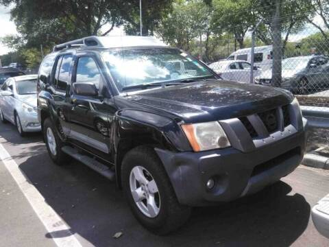 2008 Nissan Xterra for sale at Sensible Choice Auto Sales, Inc. in Longwood FL