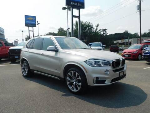 2016 BMW X5 for sale at Radley Cadillac in Fredericksburg VA