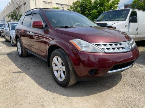 2007 Nissan Murano for sale at Philadelphia Public Auto Auction in Philadelphia PA
